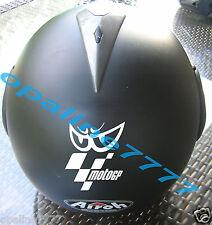 STICKER AUTOCOLLANT MOTO GP CASQUE TRIUMPH HONDA YAMAHA KAWASAKI SUZUKI BUELL