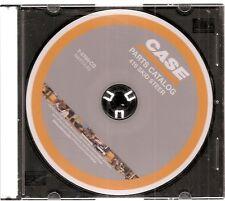 Case 410 Skid Steer Loader Parts Catalog On Cd