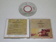 RUDOLF SERKIN/PIANOFORTE/SCHUBERT/BACH/BEETHOVEN/BRAHMS/MENDELSSOHN(ERM 110) CD