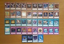 Yu-Gi-Oh! Deck HORUS Drago 40 Carte+02Xyz(Ultra,Super)+01Synchro+01Link no gouki