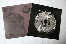 PERVERSOR - ANTI COSMOCRATOR CHILE LP POSTER NUMBERED VG+ venom bathory slayer
