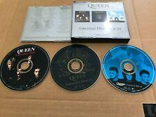 QUEEN - THE PLATINUM COLLECTION  -  RARE  AUSTRALIAN PRESSING   3 CD SET