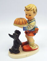 Goebel Hummel Figurine #9 Begging his Share, TMK 6, 5 1/4""