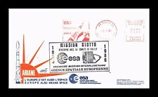 DR JIM STAMPS ARIANE SPACE MISSION EUROPEAN SPACE AGENCY FRANCE COVER