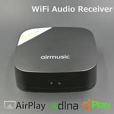WiFi Audio Receiver AirMusic P1 AirPlay WIFI DLNA Qplay Music For IOS&Android