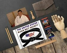 Us Black Belt Society 1 Year Membership & Free Martial Arts 101 Book Pdf 10