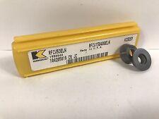 KENNAMETAL RFCW53ELN RFCW150400ELN New Carbide Inserts Grade KC525M 5pcs AA