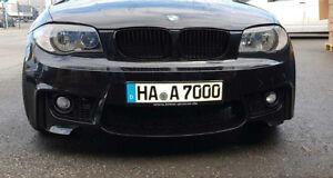 Stoßstange Frontschürze für BMW 1er e81 e82 e87 e88 M1 M135 M Performance Paket