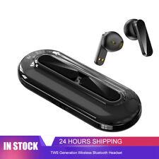 Tws Bluetooth 5.0 Headphones Earphones Wireless Earbuds For iPhone Android New