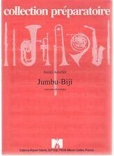 Jumbu-Biji pour Clarinette si b et Piano (Collection Préparatoire)