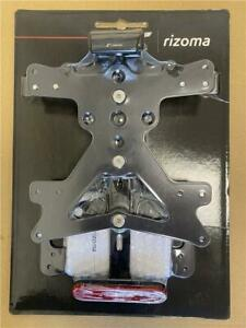 Rizoma Fox Tail Tidy Number plate Holder Ducati Hypermotard 821 2013 - 2016