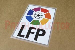 Spanish League LFP 1998-2004 (Black Border) Sleeve Soccer Patch / Badge