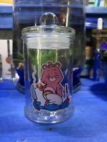 Care Bears / Smurfs Stash Jar Apothecary Prescription Weed Smell-