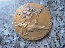 belle medaille jeton belge 150 ans d'independance