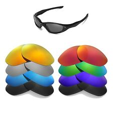 Walleva Replacement Lenses for Oakley Minute 2.0 Sunglasses - Multiple Options