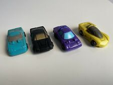 TRANSFORMERS G1 MICRO MASTERS SPORTS CAR PATROL 100% COMPLETE