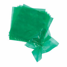 Green Float Pomps - Craft Supplies - 100 Pieces