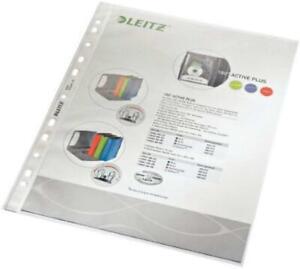 Leitz 4790 Prospekthüllen Polypropylen A4 100er Pack