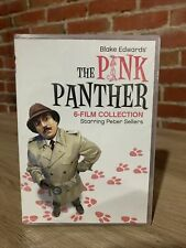 The Pink Panther - 6 Film Collection - Peter Sellers  NEW SEALED FREE SHIPPING