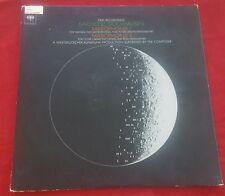 Stockhausen Mikrophone I; Mikrophone II First Recordings LP Near Mint Condition