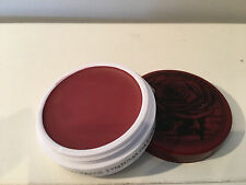 2 X KORRES Cheek Butter in Chara Crimson 6g Pot