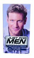 Just For Men Hair Color, Light Brown, 1 Ounce