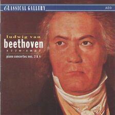 Beethoven-Piano Concertos Nos. 2 & 4-CD -