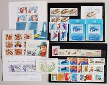 EUROPE 1987-88 OLYMPICS, XF Cpl MNH** Collection, Russia Portugal Monaco Iceland