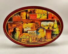 Vintage Advertising Confectionery/Biscuit Tin-McVities-90s design with Old Tins