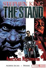 """Stephen King The Stand HC """"American Nightmares"""" SRP $24.99 Horror Comic"""