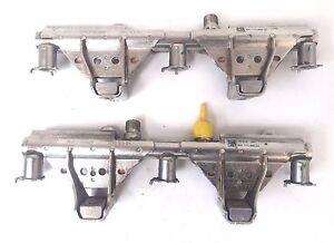 Porsche 911 991 3.8 'S' Fuel Raisl fuel Collection Pipes 9A111085903 9A111086004