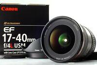 【N.MINT】 Canon EF 17-40mm f4 L USM Wide Angle Zoom Lens EF Mount From JAPAN 2146