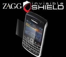 Zagg Invisible SHIELD Blackberry Bold 9700 9780 Screen Protector