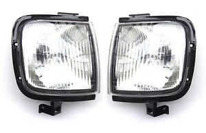 For Opel FRONTERA B 1998-2002 turn signal indicator lights set pair Left+Right