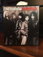 AEROSMITH WOOD TISSUE BOX COVER WITH STEVEN TYLER AND BAND