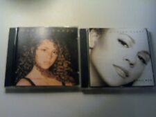Joblot of a collection of 2  Mariah Carey  Cd  Albums