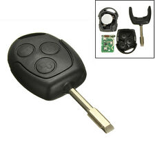 3 BUTTON 433MHZ REMOTE ENTRY KEY FOB FOR FORD MONDEO FIESTA FOCUS TRANSIT 4d60