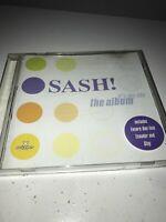 SASH!:  It's My Life. 1997 CD Album.