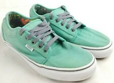 Vans UltraCush HD TB4R Mens Size 11.5 US Skate Board Shoes Aqua VN-0U0G9LQ men