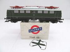 MES-44213Liliput 714003 H0 E-Lok DB E40 298 sehr guter Zustand,Funktion geprüft