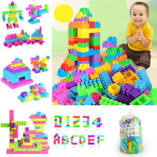 250 Arten kreativer Plastikbausteine, die pädagogisches Kinderspielzeug nähen /