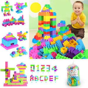 250 Arten kreativer Plastikbausteine, die pädagogisches Kinderspielzeug nähenDHL