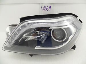 OEM Head Light Lamp Headlight Mercedes GL-Class Xenon HID 166 2013-2015 RHD only