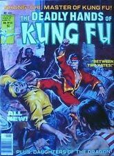2/77 DEADLY HANDS OF KUNG FU BRUCE LEE  BOB WALL BLACK BELT KARATE MARTIAL ARTS