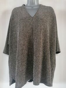 Ladies M&S Gold Glittery Top Size 22