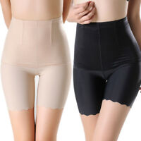 Ladies Body Shaper Control Slim Tummy Corset High Waist Panty Underwear Shorts F