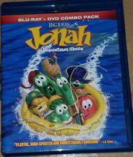 Jonah A Veggie Tales Movie (Blu-ray/DVD Combo Set) Kids Bible Story VeggieTales