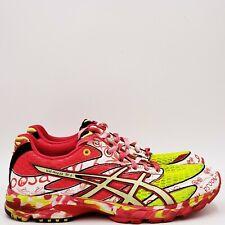 Asics Women's Gel Noosa Tri 6 Running Shoes Size 9 Medium Pink