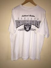 Vintage Oakland Raiders T Shirt XL