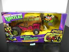 MINT SEALED!! TMNT NICKELODEON NINJA CONTROL SHELLRAISER TURTLES RC VEHICLE 5212